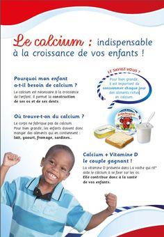 flyer La Vache Qui Rit pour la caravane 2011 qui parcourait le Sénégal