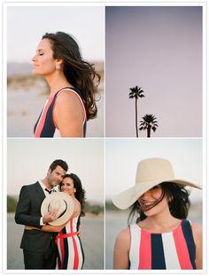 60's engagement shoot  Elizabeth Messina