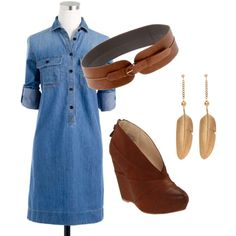 """""""Hill Billy Frilly"""" by naughtsauce on Polyvore"""
