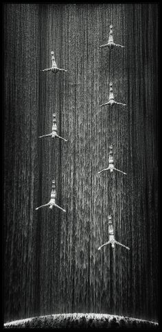 The Waterfall by Christian Maier(amarok). S)  Dubai Mall