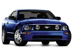 yes..Ill take a blue stang!