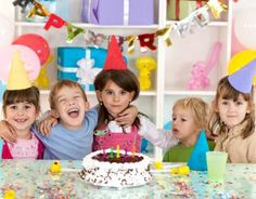 Forget the party planner! follow this checklist and plan your kid's birthday party!