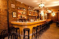 The 10 Best Bars in New York