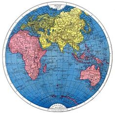 free clip art map picture