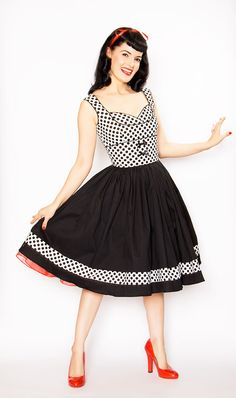 swing dance dress