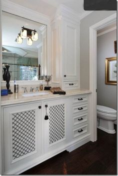 Dream Master Bathroom Inspiration!