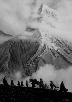 Lord of the rings - wow!  great shot