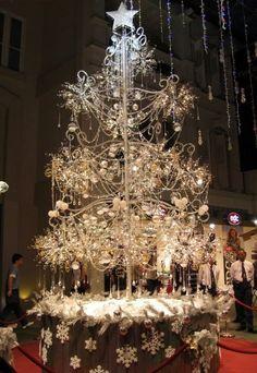 El árbol de navidad más???????