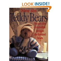 Amazon.com: Teddy Bears: Twenty-Five Irresistible Designs for Knitted Bears (9780312170424): Debbie Bliss: Books knit bear, debbi bliss, teddi bear, crochet 26, teddy bears, knit teddi, twentyf irresist, irresist design