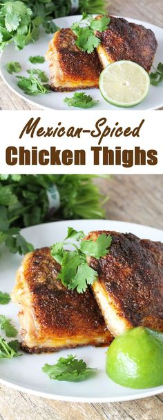 Mexican-Spiced Chick