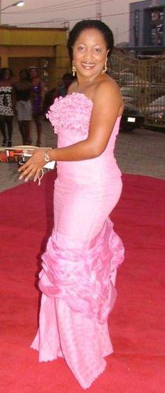 Nollywood Actress - Grace Amah