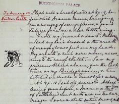 ~*~Queen Victoria letter~*~