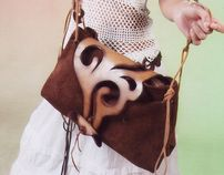 leather inspir, leather bags, leather cutout, leather purses, bag 11
