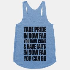 Take Pride & Have Faith #workout #fitness #faith #pride #sweat #motivation #fitspiration
