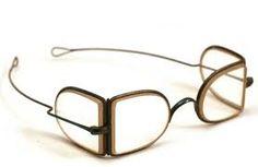 antiques eye glasses -
