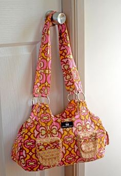 The Abigail Bag Sewing Pattern - by Chris W Designs