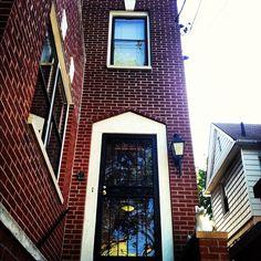 Entrada a la casa de Louis Armstrong Queens- De @lpardellas