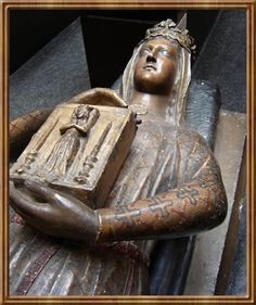Queen of England Berengaria of Navarre - wife of Richard the Lionhearted. http://www.EleanorofAquitaine.Net