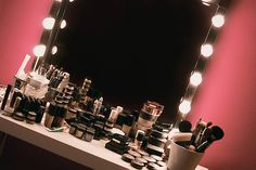 i want a vanity like this