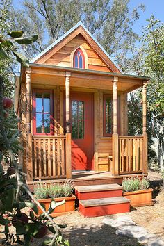 Tumbleweed Tiny Homes - I'm going to buy one of these for my backyard one day. Great as a guest house (even for extended stays)!