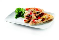 Easy Pizza Dough      Ingredients   ¼ ounce pkg. dry active yeast   1 teaspoon salt   1 tablespoon sugar   ⅔ cup water, warmed to 110-115°F   ¼ cup canola oil (substitute olive oil)   2 cups all-purpose flour     Click for full recipe!