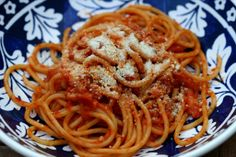 Agnese Italian Recipes: #Pasta all'#Amatriciana : Original #Amatrice #recipe