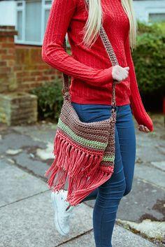 Ravelry: Sandy Bag pattern by Simone Francis
