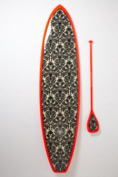 Limited-Edition Stand-Up Paddleboard, Kai Olohia - Anthropologie.com
