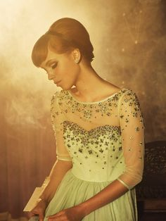 Ted Baker SS14 Lookbook -(I need this dress)