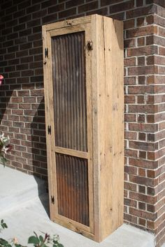 Reclaimed Recycled and Rustic One of a Kind Barn Wood Cabine