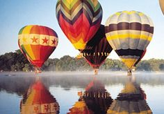 Held every September at Oak Point Park. Don't miss it! Get up close and personal with hot air balloons and watch them float across the Plano sky!
