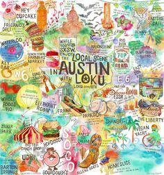 Austin outings