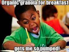Midweek Memes: It's All Granola to Me...