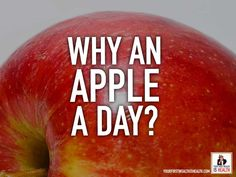 FACT | Why an apple