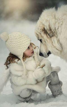 Winter ~ Friends