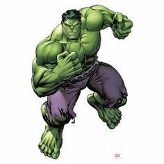 Avengers Assemble Hulk Lifesized Standup