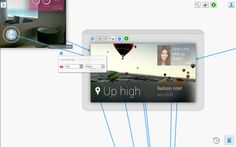 We've been busy prototyping Google Glass apps with FluidUI.com :)