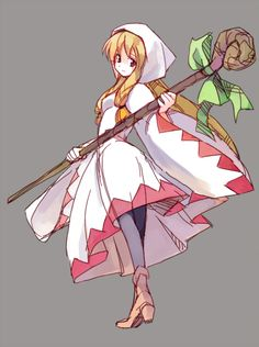 Final Fantasy: White Mage