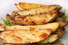 Herb and Cheese Oven Fries