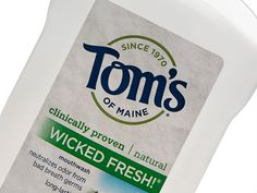 Tom's of Maine eyes potatoes for biodegradable #packaging