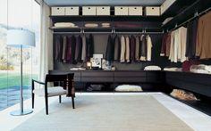 men's wardrobe, dream closets, closet designs, glass doors, walkin closet