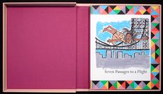 Faith Ringgold's Seven Passages to a Flight. Limited edition book, now sold out.