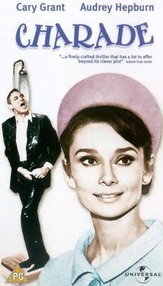 'Charade', 1963 favorit audrey, amaz film, favourit movi, favorit movi, charad 1963, medium, favorit scene