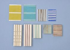 Plastic Wood by Roos Gomperts. A research project on creating new materials out of wood and plastic.