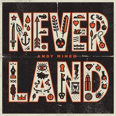 Andy Mineo-NeverLand song, christian raphip, neverland, album cover, 116 cliqu, christian music, andi mineo, 11six cliqu, music video