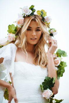 Vienna wedding dress | Katie May Fall 2013 Bridal Collection | Tina & Coco Photography | Bajan Wed