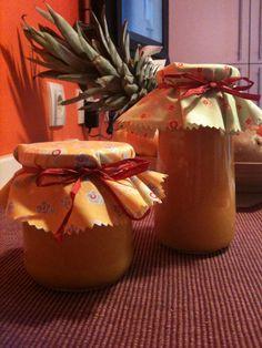 Mermelada de mango de Almuñecar