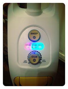 blue light, onoff button, pretti blue