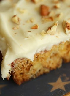 Pineapple Sheet Cake with cream cheese icing