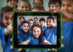 Back to School ideas - How to use the iPad in the first few weeks of school.